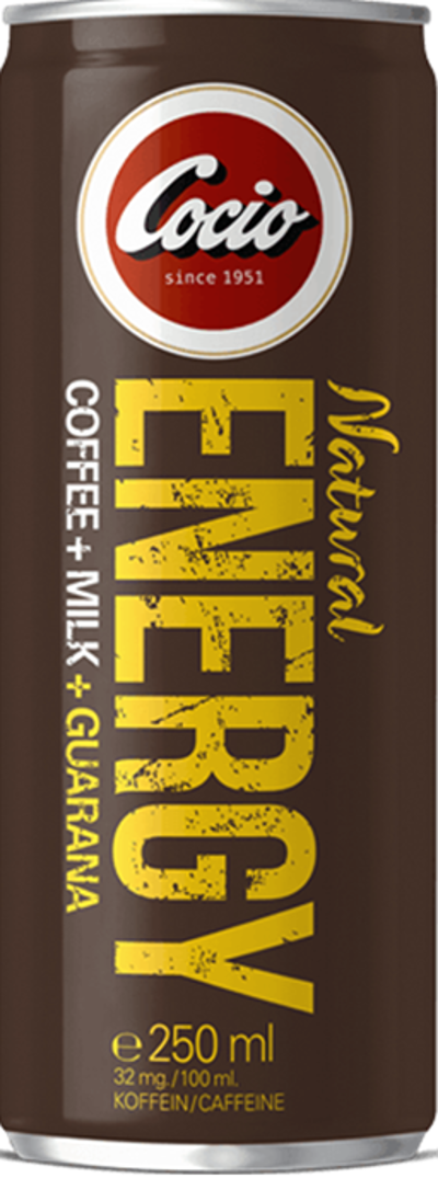 Energy Coffee 250 ml