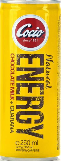 Energy Chocolate 250 ml